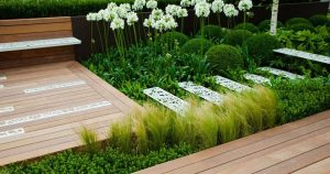 Ideas de paisajismo de patio delantero con un presupuesto